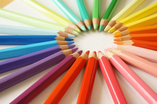 シルクプリントは色の数にも注目