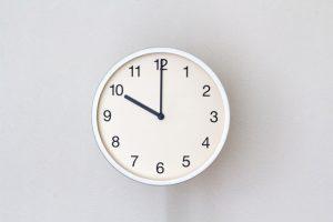 10 o'clock