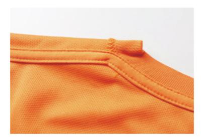 Fabric material
